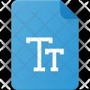 Tt File True Icon