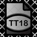 Tt 18 File Icon