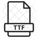 Ttf File Icon