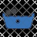 Tub Water Bath Icon