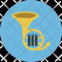Tuba Musical Instrument Icon