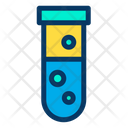 Test Tube Chemistry Science Icon