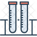 Tube Sample Test Tube Icon