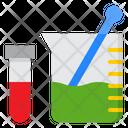 Tube Laboratory Lab Icon
