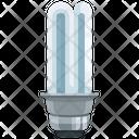 Tube Light Light Bulb Icon