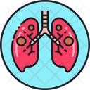 Tuberculosis Lung Infection Infection Icon