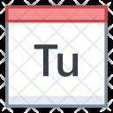 Tuesday Icon