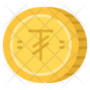 Tugrik Cash Coin Icon