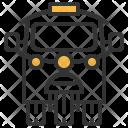 Tuk Vehicle Transportation Icon
