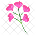 Tulip Generic Flower Seasonal Blossom Icon