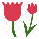Tulip Flower Smell Icon