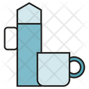 Kettle Tumbler Cup Icon