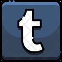 Tumblr Tumblr Logo Brand Logo Icon