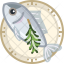 Tuna Sea Fish Icon