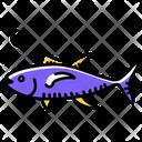 Fish Tuna Albacore Icon