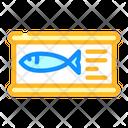 Tuna Can Tuna Fish Tuna Food Icon