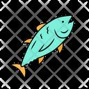 Tuna Fish Icon