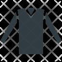 Tunic Dress Ladies Icon
