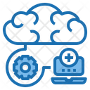 Tuning Artificial Intelligence Icon