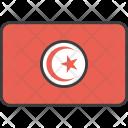 Tunisia Tunisian African Icon