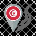 Tunisia Flag Icon