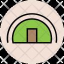 Tunnel Passageway Underpass Icon