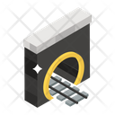 Tunnel Ahead Icon