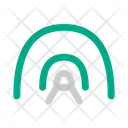 Tunnels Undergrounds Construction Icon