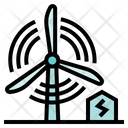 Energy Wind Device Icon