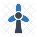 Turbine Windmill Energy Icon