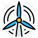 Turbine Wind Windmill Icon