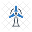 Turbine Windmill Power Icon