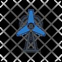 Turbine Windmill Power Icon