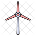 Turbine Windmill Energy Icon