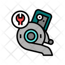 Turbine Repair Color Icon