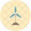 Turbine Wind Fan Icon