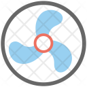 Turbine Wind Aero Icon