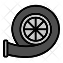 Turbo Machine Icon
