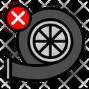 Turbo Machine Broken Icon