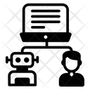 Turing Machine Turing Test Machine Intelligence Icon