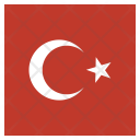 Turkey Turkish National Icon