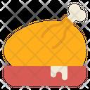 Turkey Chicken Thanksgiving Icon