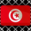 Turkey Flag Country Icon
