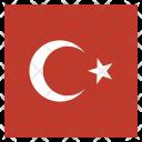 Turkey Turkish National Icon