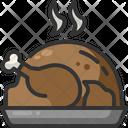 Turkey Food Chicken Icon