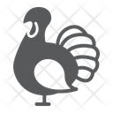 Turkey Bird Poultry Icon