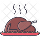 Turkey chicken Icon