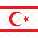 Flag Country Turkish Icon
