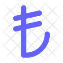Turkish Lira Currency Sign Currency Icon