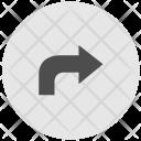 Turn Way Arrow Icon